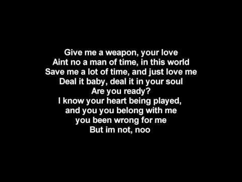 Chris Brown - Fine China (Lyrics)