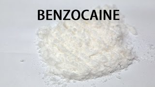 getlinkyoutube.com-Making Benzocaine (Revisiting!)