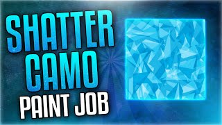 "getlinkyoutube.com-HOW TO MAKE SHATTER CAMO! - ""SHATTER Camo"" PAINTJOB TUTORIAL! (BO3 SHATTER Paint Job)"