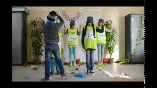 getlinkyoutube.com-لوحة المحافظة على البيئة - Tabeep-Benbrahimelhaj_school