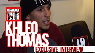 """getlinkyoutube.com-Khleo Thomas on writing theme song for """"Holes"""" + Touring with Bow Wow"""