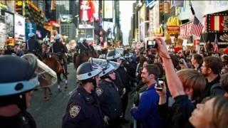Polizeigewalt gegen Wall-Street-Besetzer: Bürgermeister verteidigt Polizei