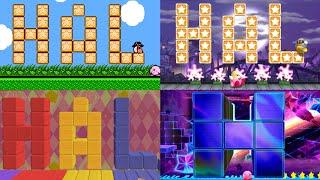 getlinkyoutube.com-Evolution of Secret HAL Rooms in Kirby games (1993 - 2016)