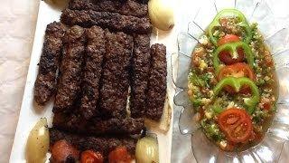 getlinkyoutube.com-مطبخ الاكلات العراقيه  - كباب شوي --- رمضان 5