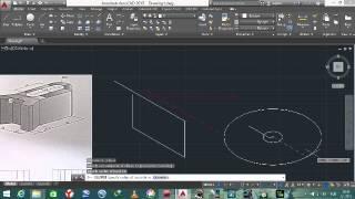 getlinkyoutube.com-AutoCAD izometrik çizim ve kesit alma