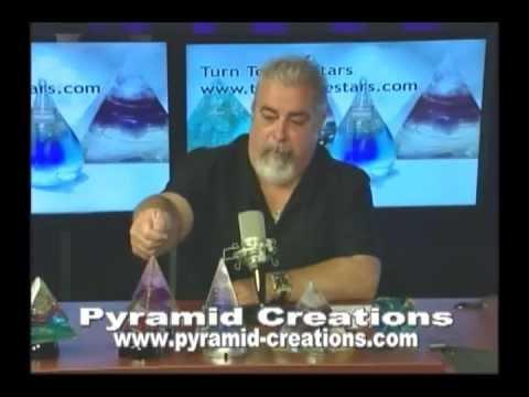 Pyramid Creations - Crystal Healing Therapy