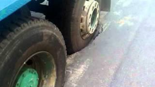 getlinkyoutube.com-وايت مغرز في الزفلت   تحفير الشوارع من المسؤول