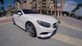 getlinkyoutube.com-2016 Mercedes S550 Coupe for sale AMG Sport