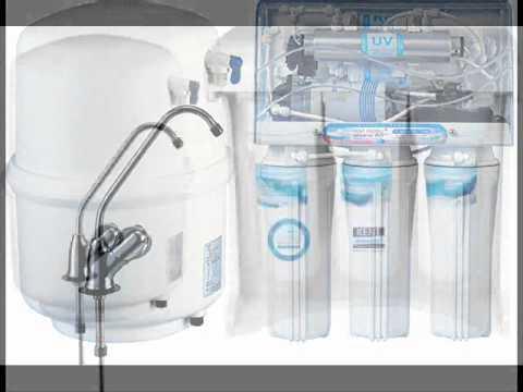 Countertop Water Filter Purifier
