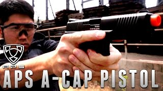APS A-CAP Combat Adaptive Pistol [The Gun Corner] Airsoft Evike.com
