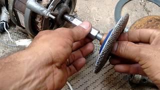 getlinkyoutube.com-lixadeira com motor de maquina de lava