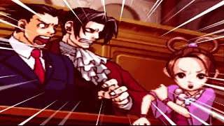 Phoenix Wrong: Spiky-Head Attorney Adventures