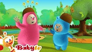 getlinkyoutube.com-Billy Bam Bam Go Orange Picking | BabyTV