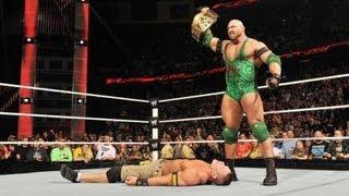 John Cena vs Ryback WWE Extreme Rules 2013   CM Punk gone till SummerSlam   New Contender