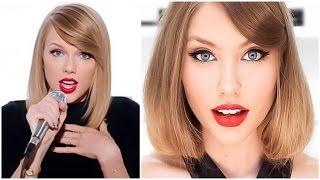 getlinkyoutube.com-How To Look Like TAYLOR SWIFT - Makeup Tutorial  ♥ stephaniemaii ♥