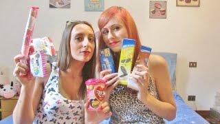 getlinkyoutube.com-Assaggi snack orientali: OREO allo SMOG? D: | ErikaKawaii
