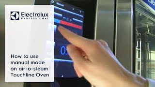 Electrolux air-o-steam Touchline Oven