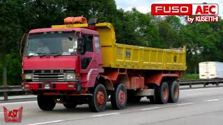 getlinkyoutube.com-FUSO AEC by KIJSETTHI : Perfect Truck for AEC