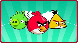 getlinkyoutube.com-Angry Birds Online Games - Episode Angry Birds Great Melee Levels 1-3 - Rovio Games