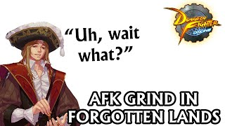 Quick Tips: AFK Grinding in Forgotten Lands! | DFO