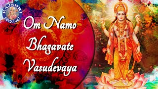 getlinkyoutube.com-Om Namo Bhagavate Vasudevaya 108 Times | Popular Peaceful Meditation Chant | Krishna Dhun Mantra