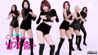 getlinkyoutube.com-AOA - Like a Cat (dance tutorial) DVhd