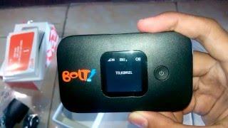 getlinkyoutube.com-Unboxing Modem Wifi Bolt Slim 2 / Huawei E5577 Unlock Indonesia