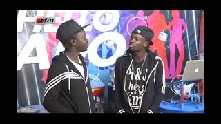 REPLAY - Hello Ado du 01 Mars 2017 avec PI & JI - Invités : YC THE KID & MAABO