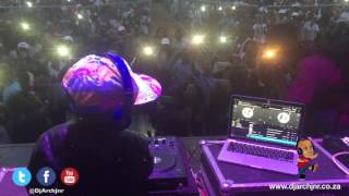 getlinkyoutube.com-Arch Jnr playing for 25000 people (Dj Nation)