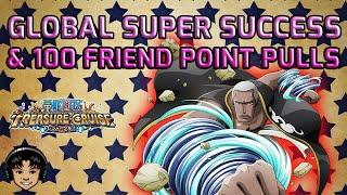 getlinkyoutube.com-100 Friend Point Pulls & Global Super Success [One Piece Treasure Cruise]