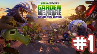 getlinkyoutube.com-Растения против Зомби: Садовая война - Прохождение на Playstation 4 [Let's Play] #1