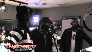 Boyz II Men acappella chez Tim Westwood