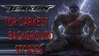 getlinkyoutube.com-Tekken: Top 5 Stories With The Darkest Background(Voice Narration)