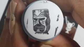 getlinkyoutube.com-Stamping plates from Moyra