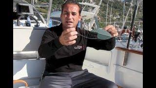 getlinkyoutube.com-A pesca di calamari con l'affondatore
