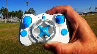 getlinkyoutube.com-Ultra Mini D1 Worlds Smallest Pocket Drone
