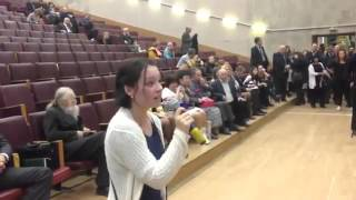 getlinkyoutube.com-Позорище! Как простая студентка поставила на место необразованного зам министра сельского хозяйства
