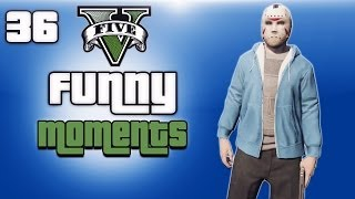 getlinkyoutube.com-GTA 5 Online Funny Moments Ep. 36 (Tricking Friends, Car Surfing Glitch, Carbomb Troll)