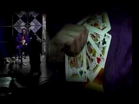 Amazing Card Trick – Thats not the Shape Of my Heart -Sting