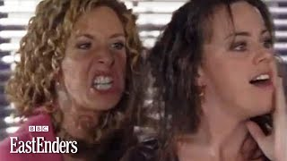 getlinkyoutube.com-Chrissie fights Kate over affair with Dirty Den - EastEnders - BBC