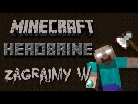[ZAGRAJMY W] Minecraft (Herobrine Mod)