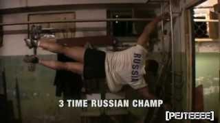 getlinkyoutube.com-Alexey Voevoda - Tribute (armwrestling)