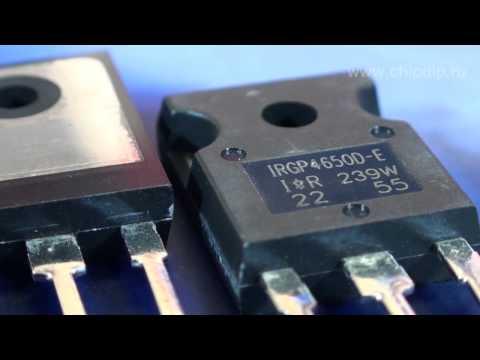 Расширение линейки сверхбыстрых IGBT 600 В ...