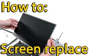 getlinkyoutube.com-Samsung 530U3 (NP530U NP535U) keyboard/screen replacement; замена клавиатуры/экрана ноутбука