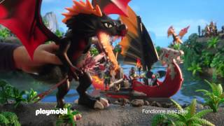 getlinkyoutube.com-PLAYMOBIL – LES CHEVALIERS DRAGONS ASIATIQUES (Français)