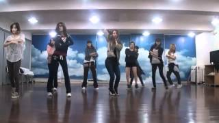 getlinkyoutube.com-SNSD/Girls' Generation - The Boys mirrored Dance Practice