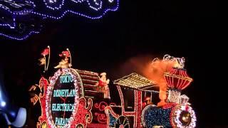 getlinkyoutube.com-2016 TDL 東京ディズニーランド・エレクトリカルパレード・ドリーム クリスマスバージョン