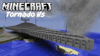 getlinkyoutube.com-Minecraft Tornado Vs Star Destroyer (Star Wars)