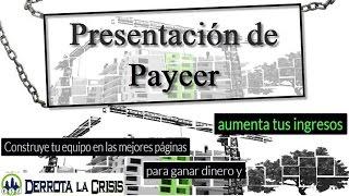 getlinkyoutube.com-Presentación de Payeer   Procesador con Tarjeta MasterCard   Derrota la Crisis Afiliados