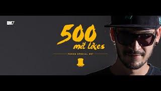 getlinkyoutube.com-Chapeleiro FCKNG SPECIAL 500k (Facebook) SET
